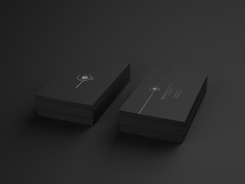 SC - Logo & Branding busines card clean geometric design design illustration vector branding logo