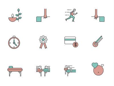Hauspa ux ui web design icon vector illustration design