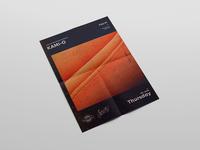 Summer Sessions // Poster Design 002