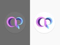 Logo design AR