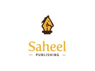 Saheel (Horse neigh) logo
