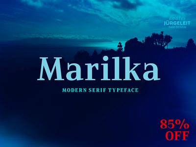 New Text Typeface: Marilka sans serif type design typeface graphic design free trial fonts font family editorial corporate design corporate identity brand branding