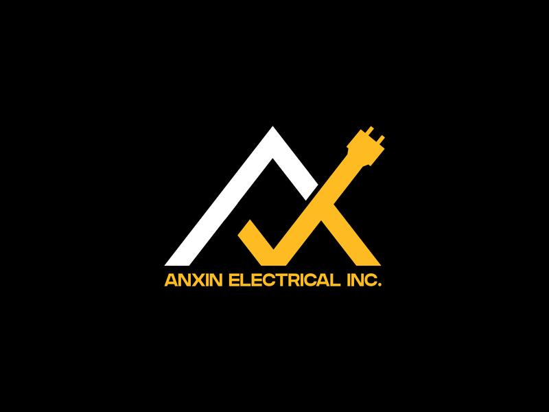 AX + Power Plug Logo ax logo power outlet power plug x logo a logo logo mark logo design modern logo logo design logodesign logo branding clean logo branding exploration