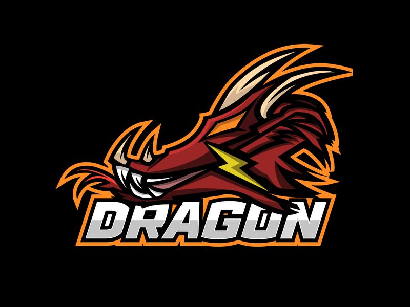 Electric Dragon Mascot Logo mascot dragon logo dragon mascot logo dragon logo electric dragon logo mascot logo design mascot logo mascotlogo illustration design logo clean logo logo design logodesign logo branding exploration branding