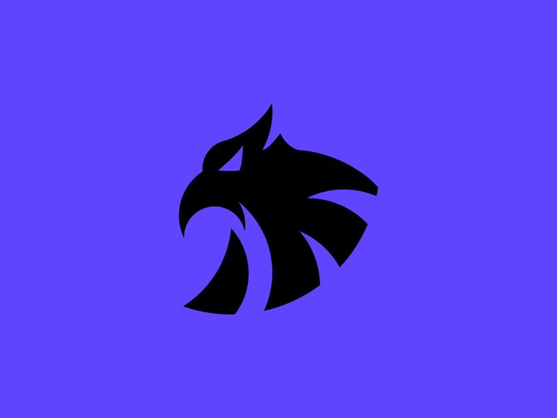 Night Raven Logo Design zeferus zeferusdesign vector ravens raven bird bird logo raven logo night raven illustration design clean logo logo logo design logodesign logo branding exploration branding