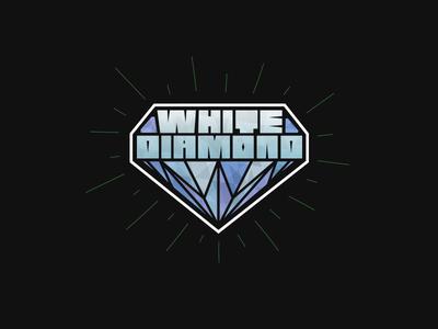 White Diamond Retro