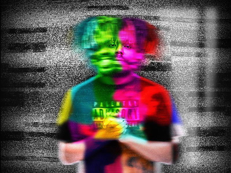 Ben Great Digital Portrait cover art album artwork music hip hop the beat brigade ben great