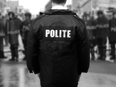 Be FUCKING Polite