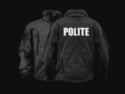 Polite Tactical Soft Shell
