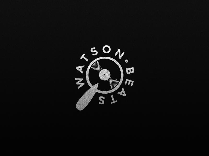 Watson Beats branding beats music design logo