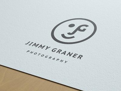 Jimmy Graner Photography identity design photography icono branding logo design logo