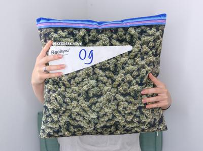 OG Kushion Weed Pillow
