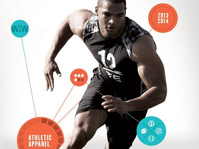 Sportswear Catalog sportswear sports sport apparel print catalog