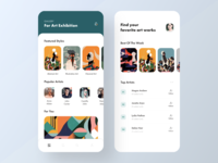 Art Gallery App #2