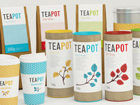 Packaging Teapot // Conscious whith the environment