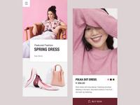 app of fashion brand