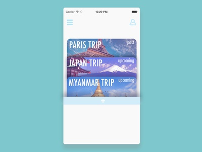 Trip Planner/Organiser