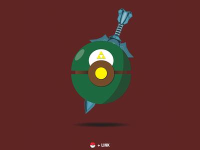 link Pokeball
