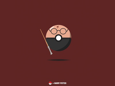 Harry Potter Pokeball