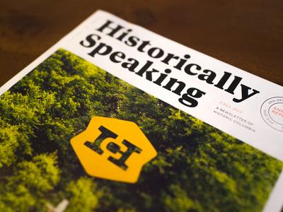 Historic Columbia Annual Report