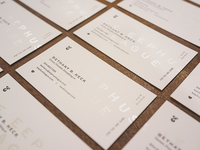 Eephus business cards