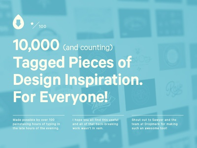 Design inspiration archive typography resource inspiration
