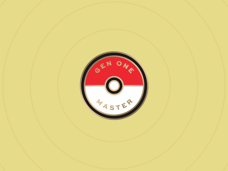 Pokemon Badge badge pin pokemon