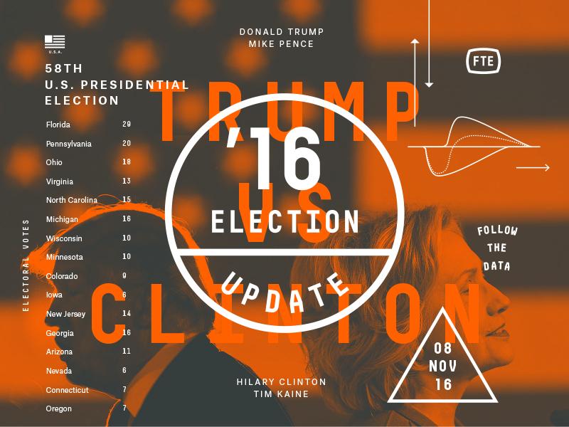FiveThirtyEight Election analytics america election vs