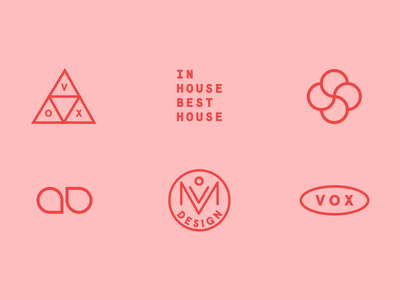 Voxbadgesmono branding vox media badges