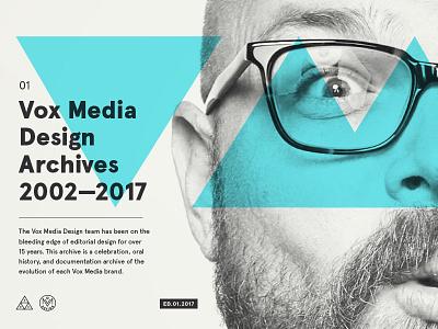 VMD Archives vox media badges apercu geometry branding
