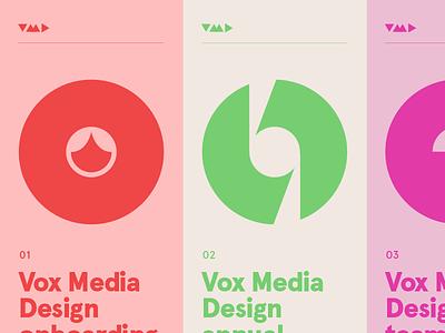 Vox Media things branding apercu vox media