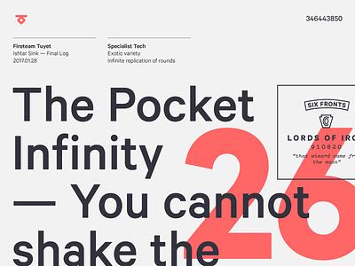 Destiny play destiny typography calibre