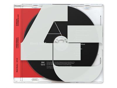 Blank Books EP concept music packaging maelstrom album cd