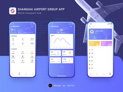 Shanghai Airport Group APP
