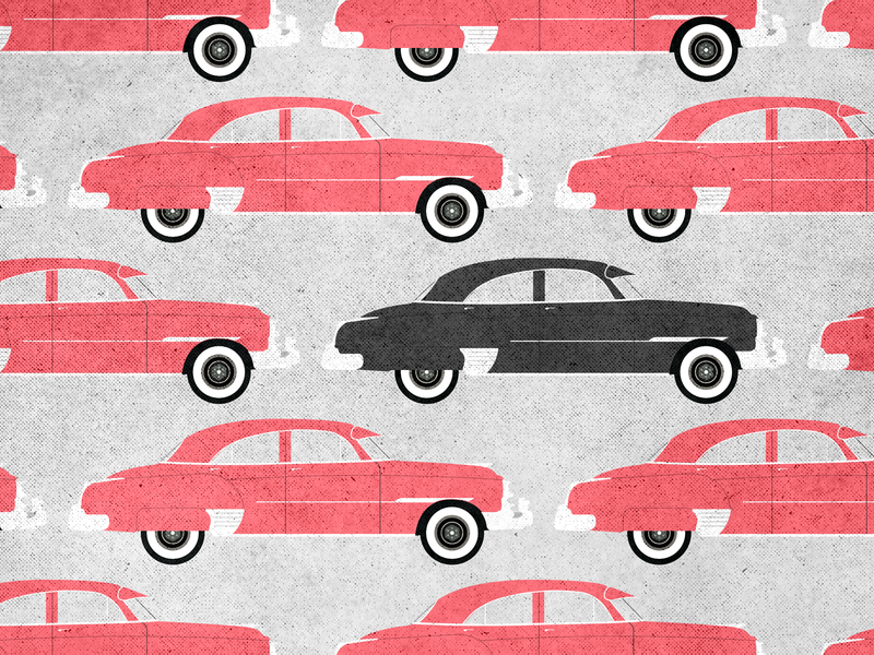 Invasion of the Chevy Stylelines classic cars classic car retro traffic red pattern wallpaper car chevy chevy styleline deluxe