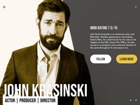 IMDb User Profile Concept