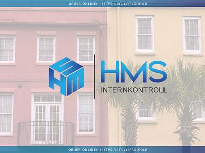 HMS design brand identity logodesign branding illustrator logo graphic design identity