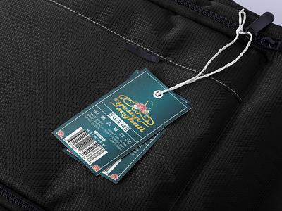 Eyesuns Seghati Hang Tag Design tag design tags tag label design labeldesign labels label hangtags hang tag hanger hangtag