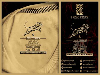 Generations Sport Neck Tag/Label brand identity logodesign identity branding graphic design