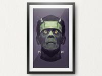 Low-Poly Frankenstein