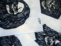 Metallica Skulls - Marker Study
