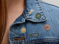 Campaign for Nature - Pin Concepts