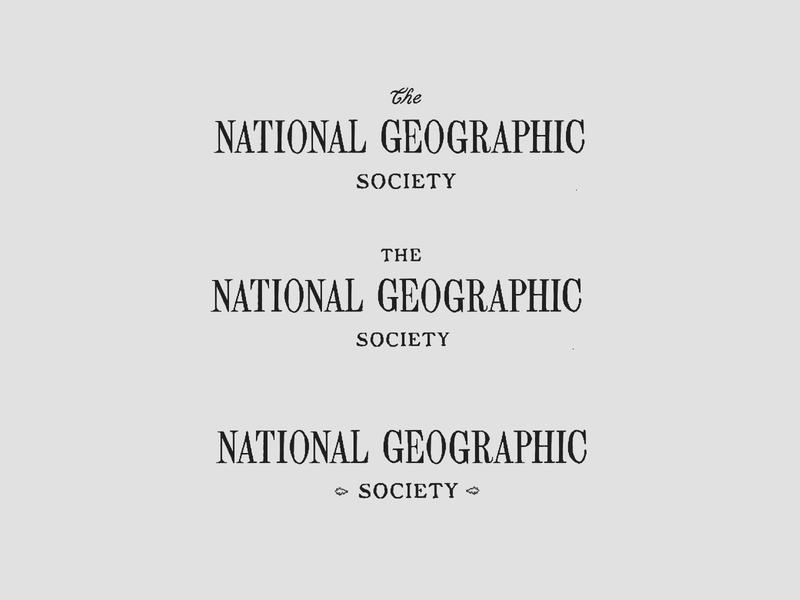NGS - Vintage Typography