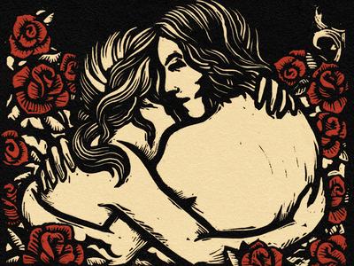 Anaïs Mitchell album cover art