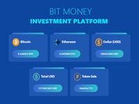Bit Money Investment Platform