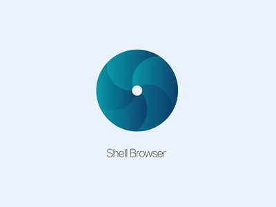 Shell Browser Logo