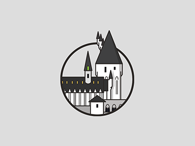 Lovely Hogwarts