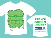 Are You Green Inside?