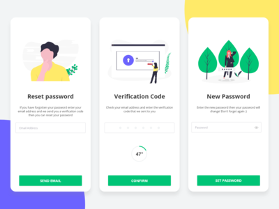 Reset Password designs, themes, templates and downloadable