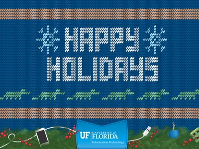 Holiday Image for UFIT